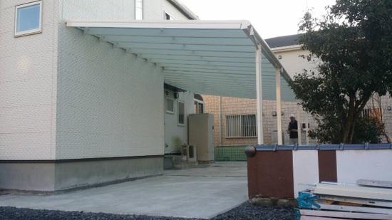 カーポート&テラス屋根